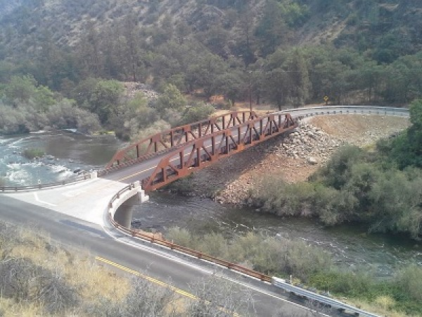 Klamath River/Ash Creek Bridge Replacement